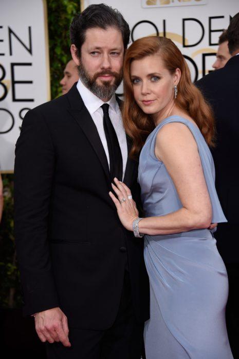 Amy Adams y Darren Le Gallo