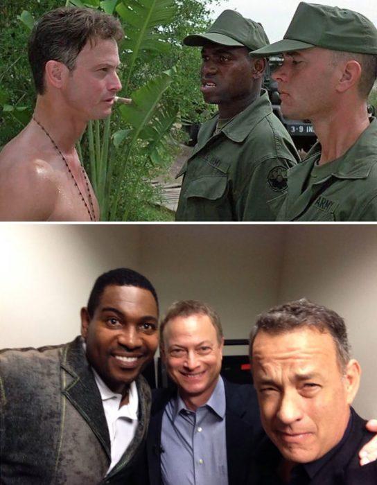 Forrest Gump ayer y hoy