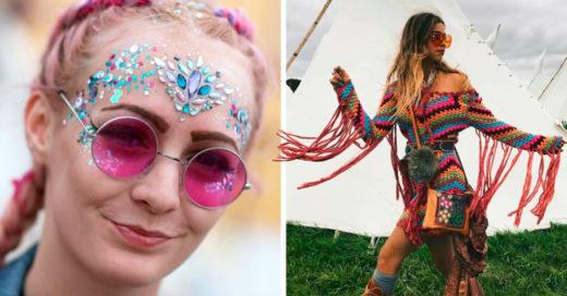 15 Grandes lecciones de estilo que nos deja el festival Glastonbury 2017