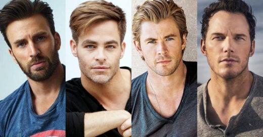 Guerra de los 'Chris': los más famosos e increíblemente sexis de Hollywood ; ¿cuál eliges?