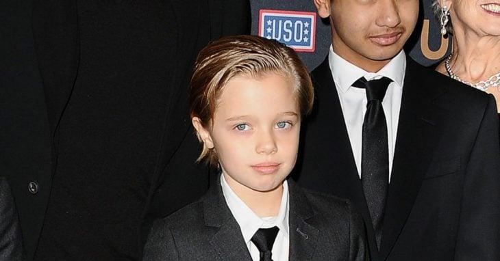 Hija de Angelina Jolie y Brad Pitt transgénero