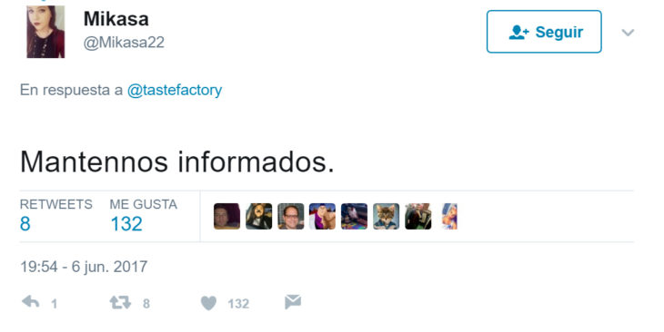 Comentarios de twitter sobre hombre puso carteles a hormigas