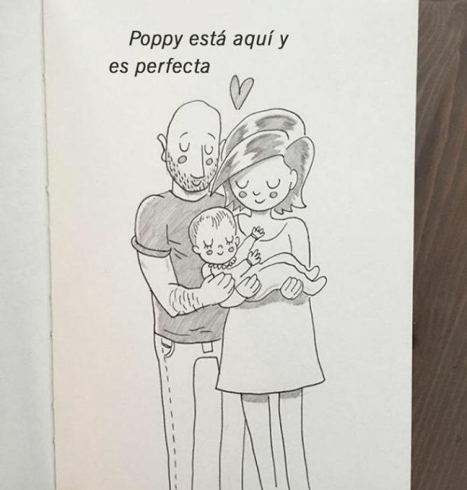 Ilustraciones vida en pareja