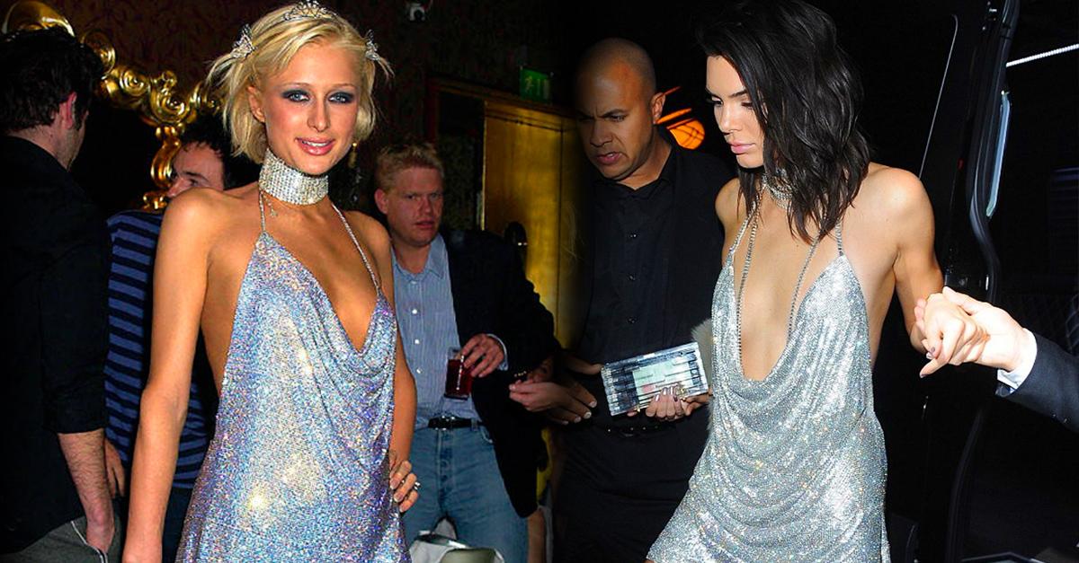 10 Pruebas de que Kendall Jenner esta obsesionada con el estilo de Paris Hilton