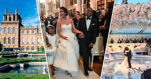 pareja el día de su boda portada