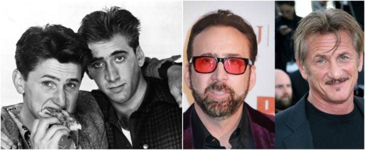 Sean Penn y Nicolas Cage