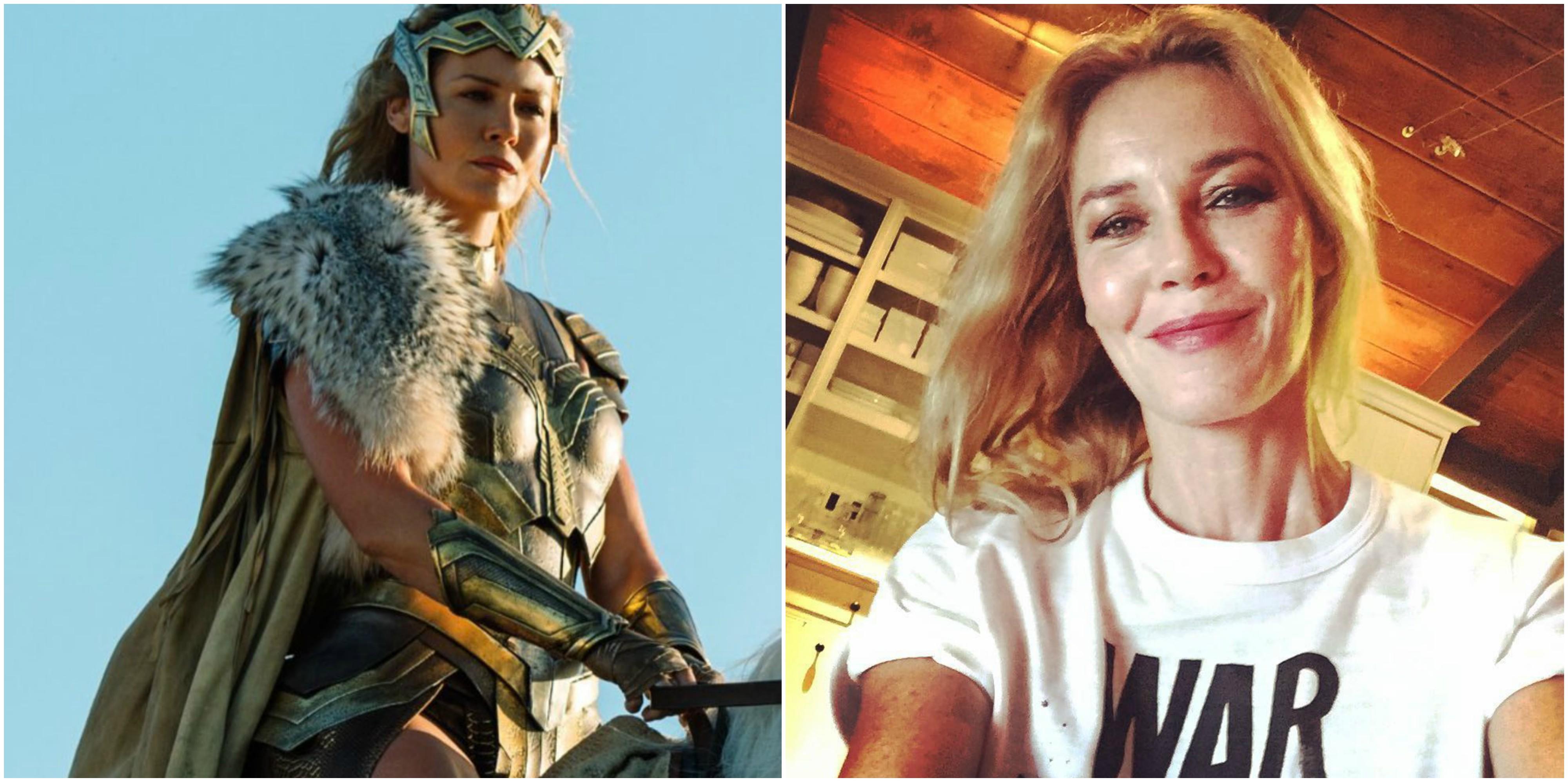 20 amazonas de la mujer maravilla muestran su lado oculto for En la mitologia griega la reina de las amazonas