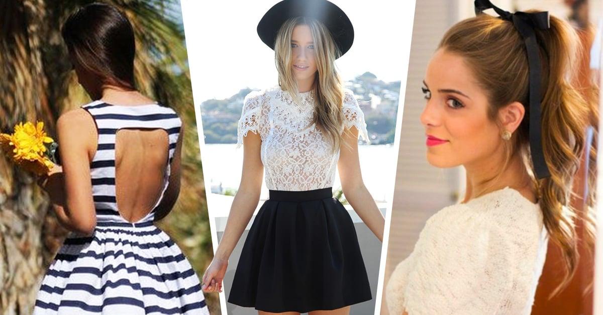 15 Tendencias de la moda femenina que enloquecen a los hombres