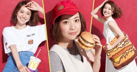 MacDonalds no slo hace hamburguesas, ¡también ropa!