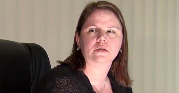 Mujer que fue violada por su ex marido