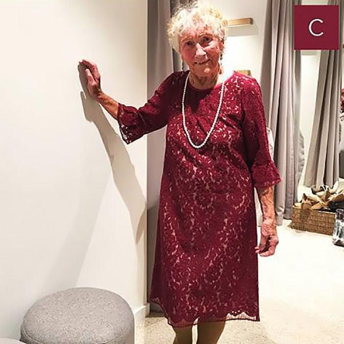 Vestidos para la abuela de la novia 2019