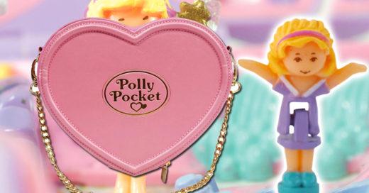 Polly Pocket inspira el nuevo bolso del año; seguro lo var a querer