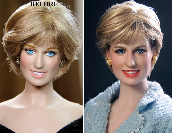 Princess Diana Doll
