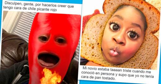 """Chicos se quejan de que los filtros en Snapchat son un """"fraude"""" y mujeres los trolean con ingeniosas respuestas"""