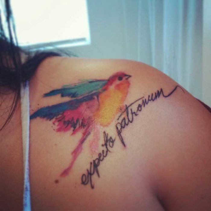 Tatuajes Harry Potter