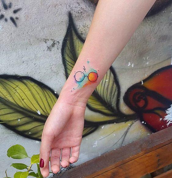 Tatuajes Harry Potter