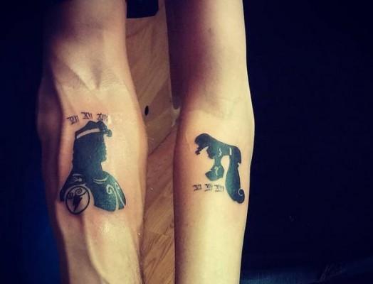 Tatuaje de hercules