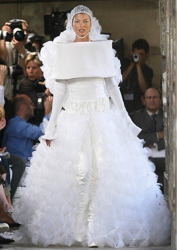 Vestidos de novias horribles