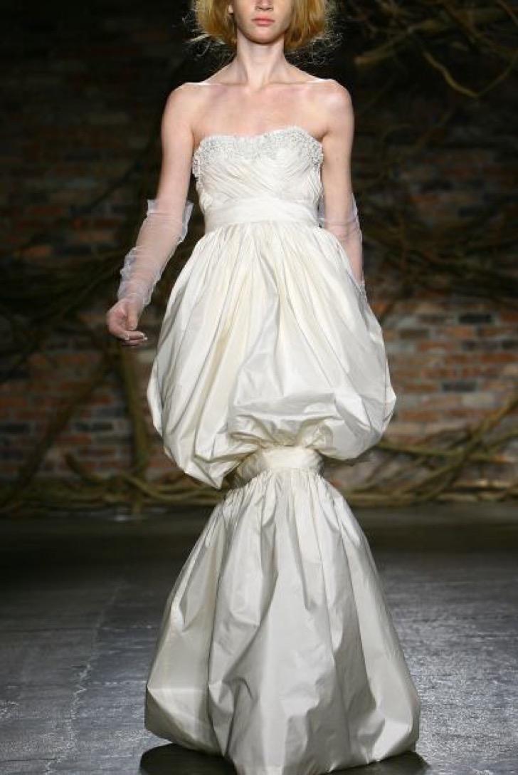20 Diseños De Vestidos De Novia Realmente Horribles