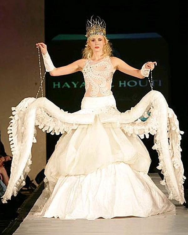Vestidos de novia mas feos