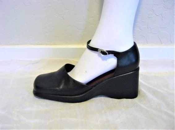 Zapatos horribles de los 90's