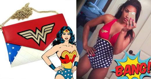 16 Increíbles accesorios que son ideales para sacar a la Mujer Maravilla que llevas dentro