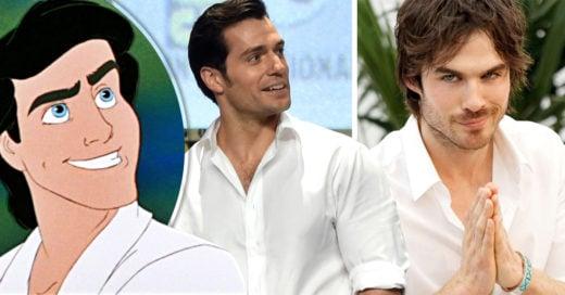 Uno de estos actores podría interpretar al príncipe Eric en 'La Sirenita'; ¿cuál es tu favorito?