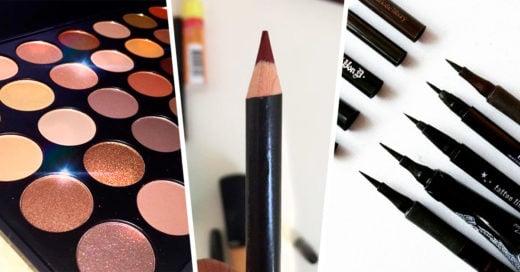 15 Imágenes que te harán recordar porque amas el maquillaje