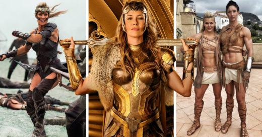 20 Amazonas que participaron en La Mujer Maravilla muestran su lado oculto