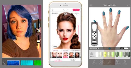 5 Apps que te ayudarán a conseguir el look perfecto de pies a cabeza