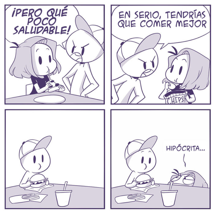 cómic bee 18