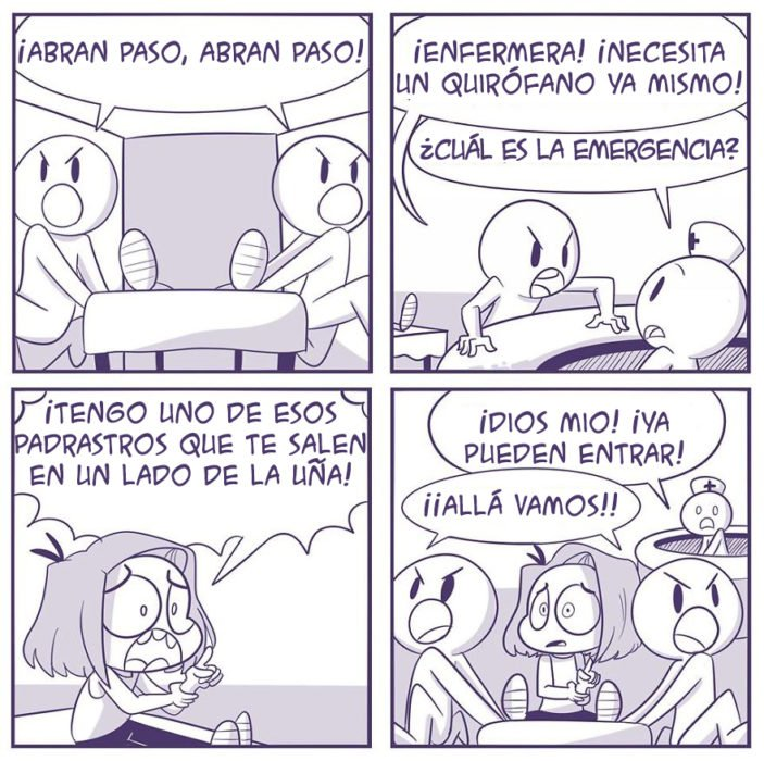 cómic bee 28