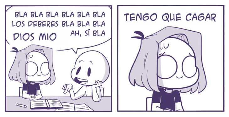 cómic bee 7