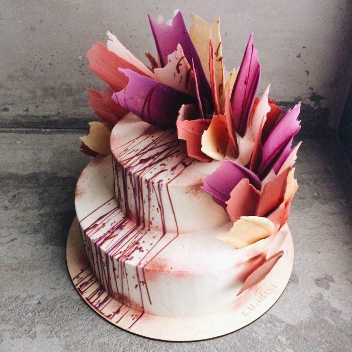 brushcake rosado