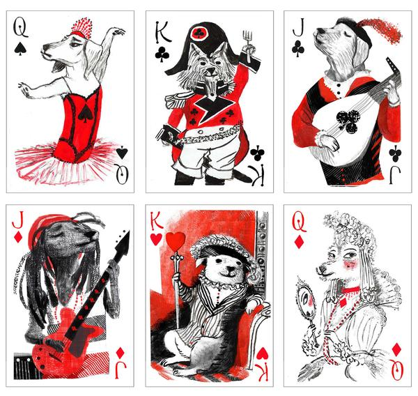 cartas de perros 10