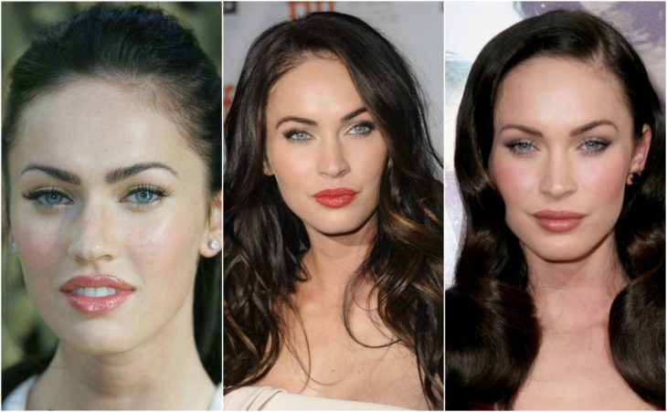 cirugia transformación megan fox