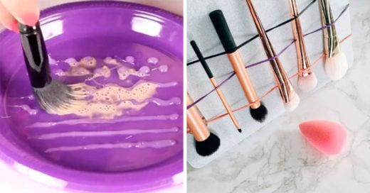 13 Tips de limpieza para cuidar la higiene en tus productos de belleza
