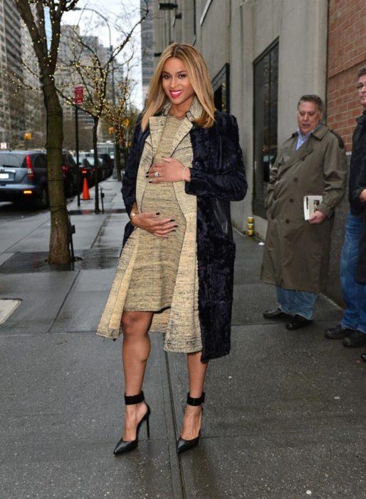 embarazadas ciara
