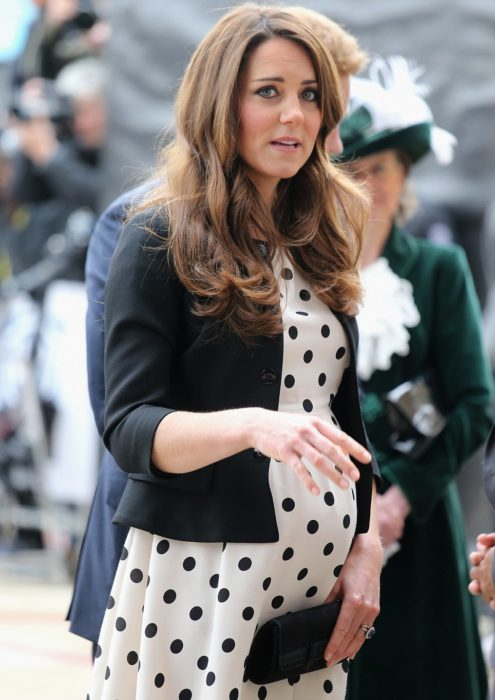 embarazadas kate middleton