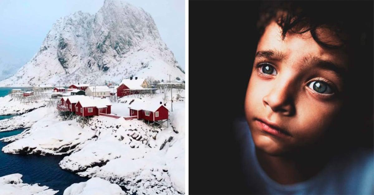 19 Impresionantes imágenes que ganaron el premio anual de iPhone