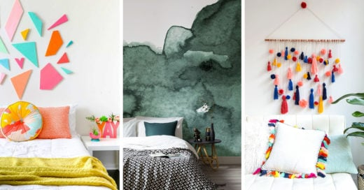 10 ideas para decorar tu cuarto que te har n amar los palets for Ideas para decorar habitacion hippie