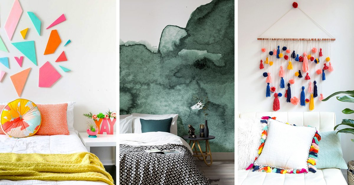 20 ideas para decorar tu cuarto de forma f cil linda for Ideas faciles para decorar una habitacion