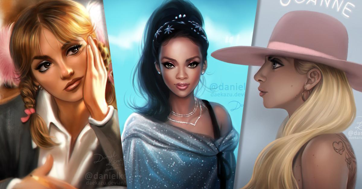 27 Cómics inspirados en tus leyendas favoritas del pop