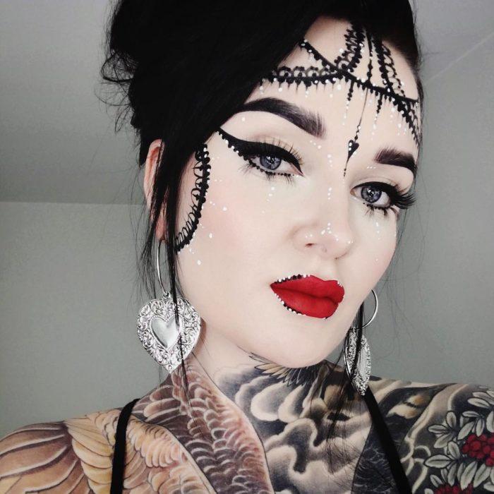 maquillaje chic 10