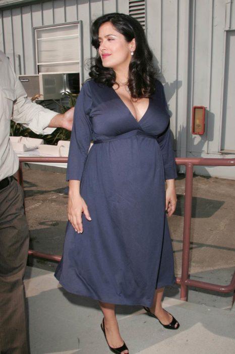 embarazadas salma hayek