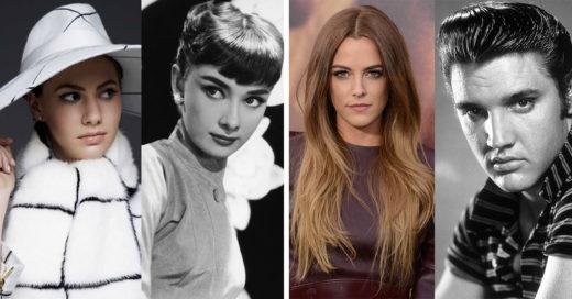 10 Celebridades que demuestran que el talento se lleva en la sangre