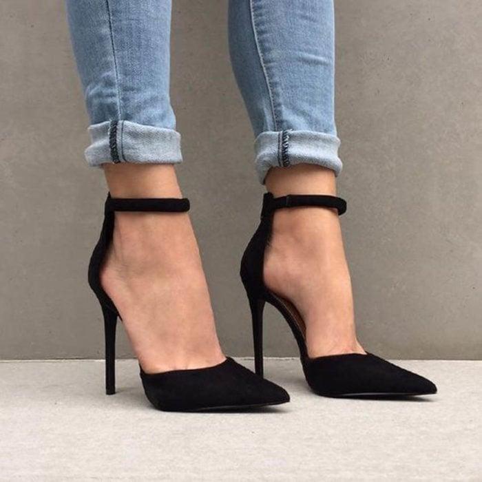 pies y tacones