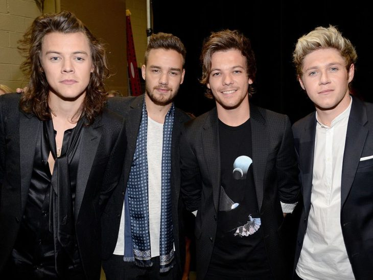 one direction reunión a beneficio 2