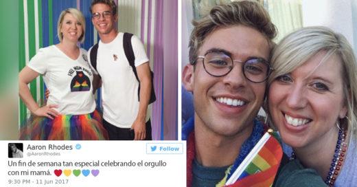 22 Mamás y papás que son los verdaderos héroes durante el mes del orgullo gay