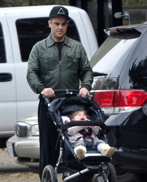 papá robbie williams